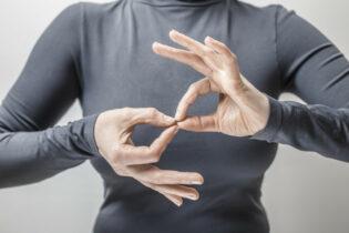 Introducción al lenguaje de señas